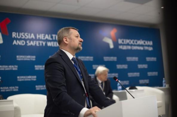 Заместитель директора Департамента государственной политики в сфере высшего образования Минобрнауки России Пилипенко Сергей Александрович