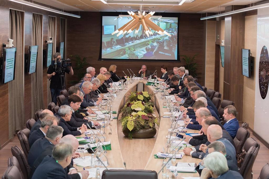 Заседание Координационного совета по области образования «Инженерное дело, технологии и технические науки» 23 мая 2017 г.