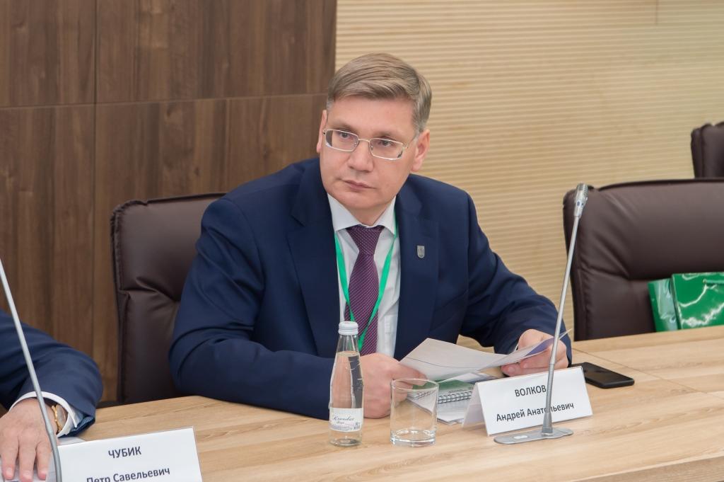 ректор МГСУ инженерное дело координационный совет Волков