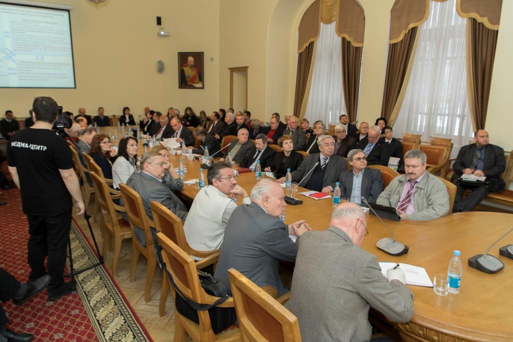30 ноября - 1 декабря состоялся Пленум Совета федеральных учебно-методических объединений по университетскому политехническому образованию
