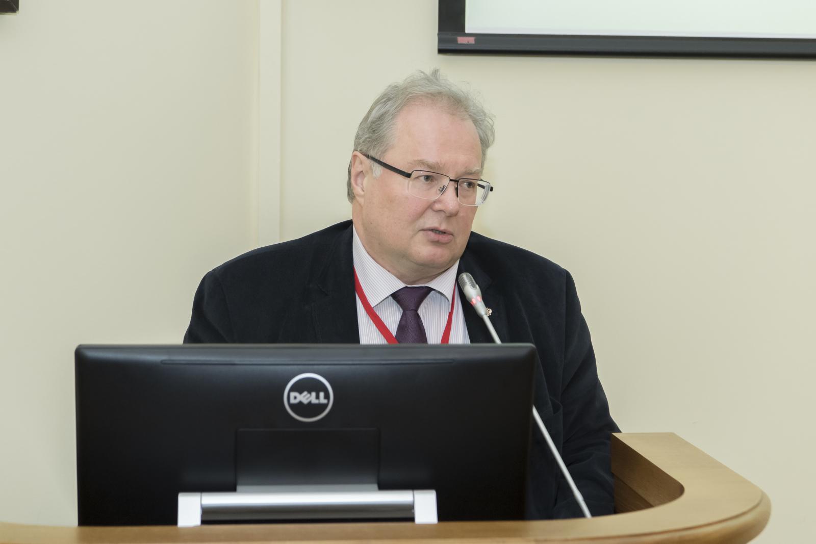 П И Романов Совет ФУМО Пленум Координационный Совет Боровков А И
