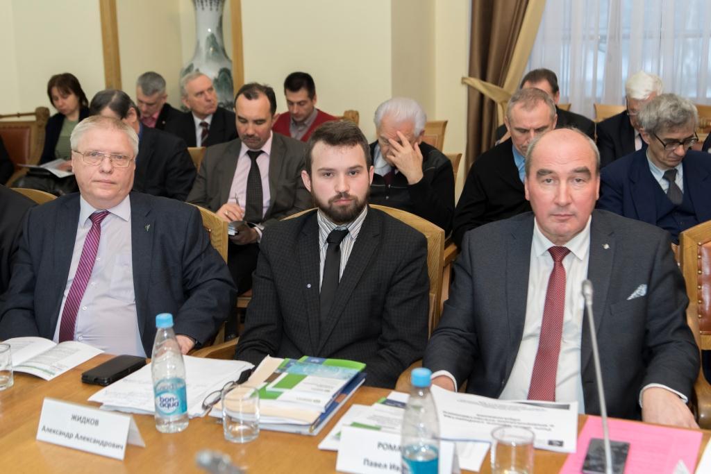 П И Романов Совет ФУМО Пленум Координационный Совет Жидков А А