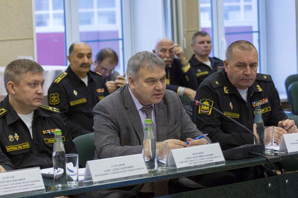П И Романов Координационный Совет Корабелка