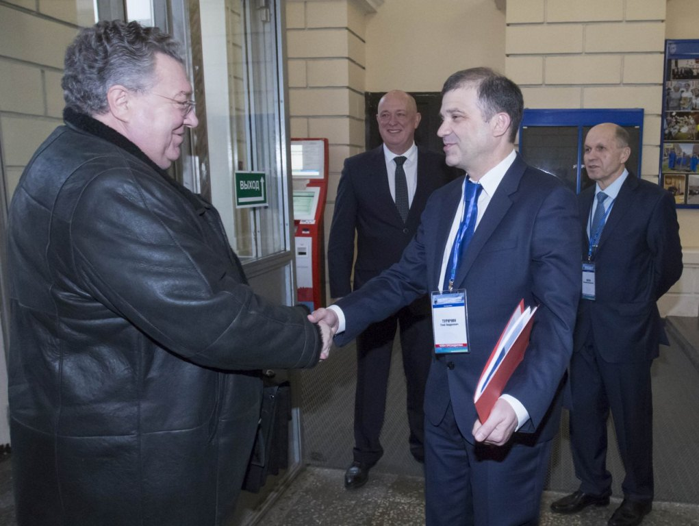 П И Романов Совещание Совет безопасности Патрушев Координационный Совет