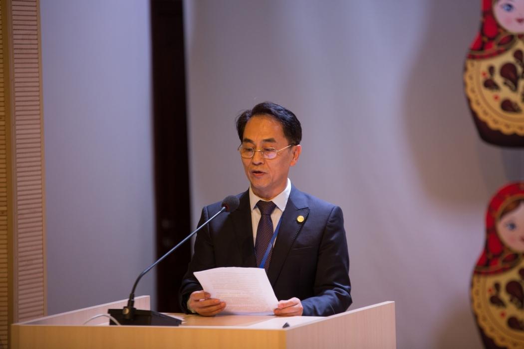 П И Романов Совет ФУМО Китай Координационный Совет