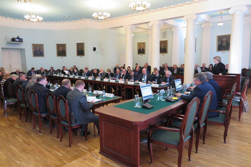 Заседание Координационного совета по области образования «Инженерное дело, технологии и технические науки» 2019 г.