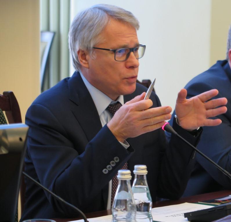 П И Романов Заседание Координационный совет А И Рудской Боровская 14 февраля