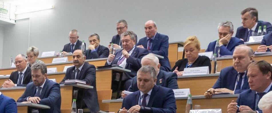 П И Романов А И Рудской Н П Патрушев Координационный совет Совбез 24 января