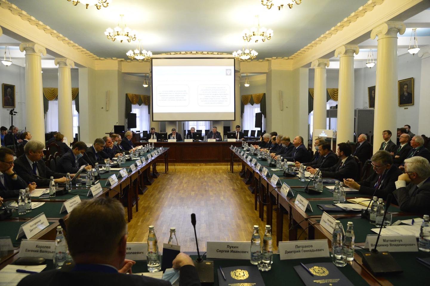 Расширенное заседание КС Минобрнауки РФ по области образования «Инженерное дело, технологии и технические науки» 2021 г.